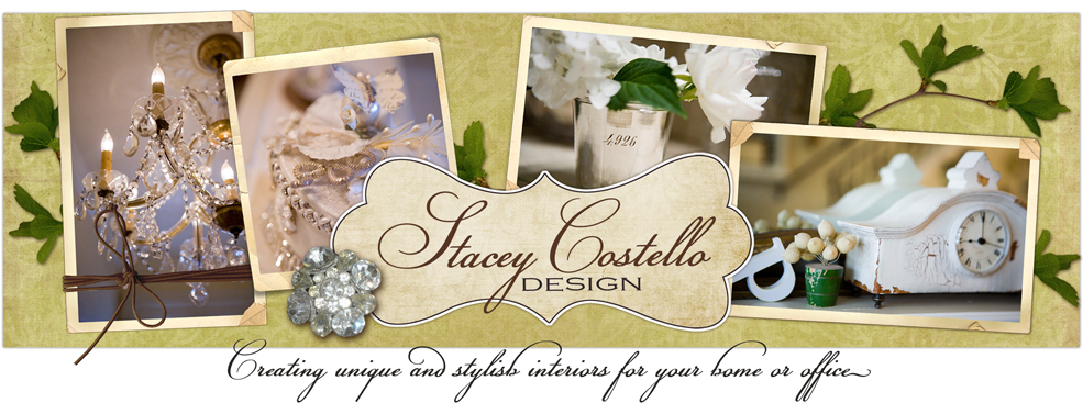 Stacey Costello Design Website